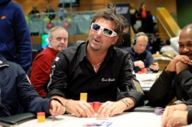 PokerStars EPT London Day 1b:Claude Cecchi vede Den 1b největšího turnaje britské... 0001