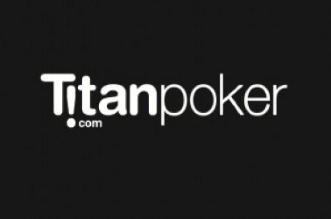 Folytatódik a Titan Poker $1.500 Freeroll sorozat 0001