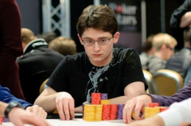PokerStars EPT London Den 2: Vamplew vede hvězdné pole na placené pozice 0001