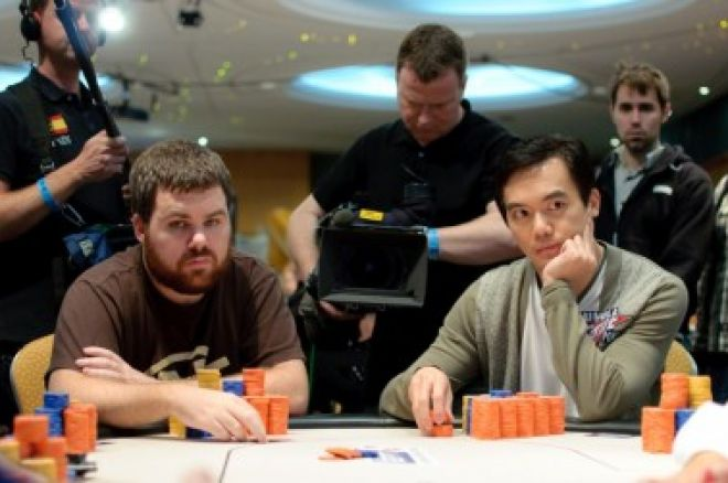 PokerStars EPT London Den 4: Stolu vládnou Bowker a Juanda 0001