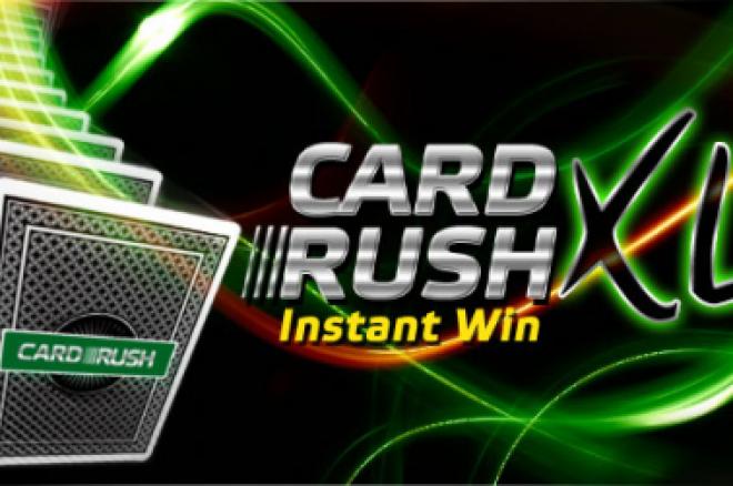 PartyPoker ukentlig: XL Card Rush kommer tilbake - WPT Foxwood video utfordring 0001