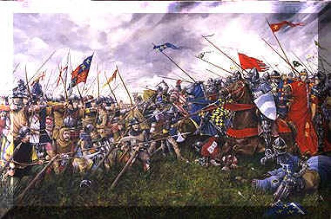 Правилното разчитане на борда и краят на Стогодишната война 0001