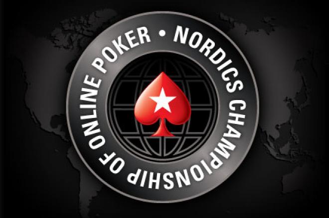 Poker Stars lanserer : NORDICS CHAMPIONSHIP OF ONLINE POKER -  NCOOP 0001