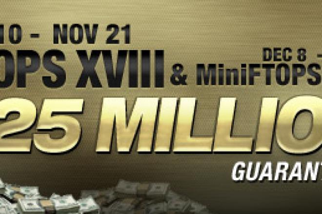 Full Tilt обяви FTOPS XVIII и MiniFTOPS XVIII 0001