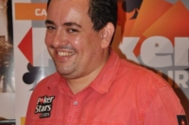 Nuno Zumy Coelho é o chip leader do Dia 1 do Knockout Figueira Poker Tour 0001
