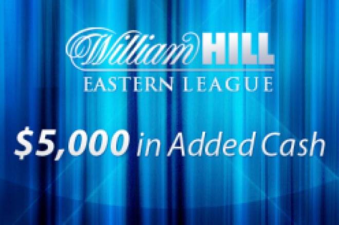 PokerNews Eastern League lähestyy loppuaan - 3 turnausta jäljellä 0001