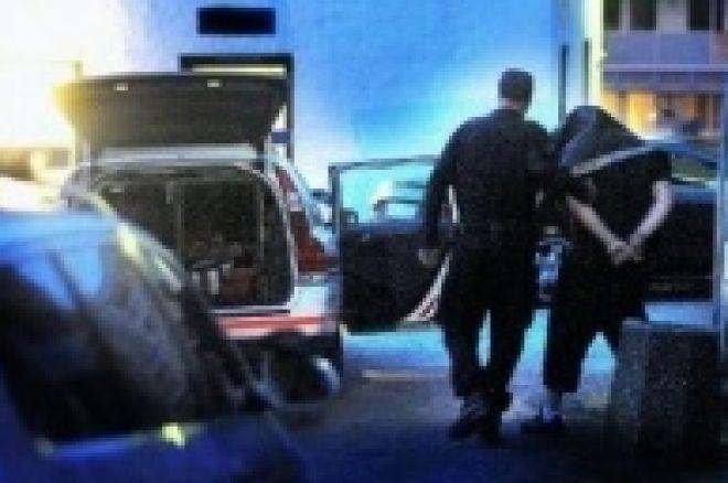 Politi razzia mot MNM - Midt Norsk mesterskap i poker 0001