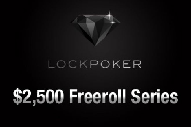 $22.500 i Eksklusive Freerolls hos Lock Poker  - To Freerolls Denne Weekend+ No Deposit... 0001