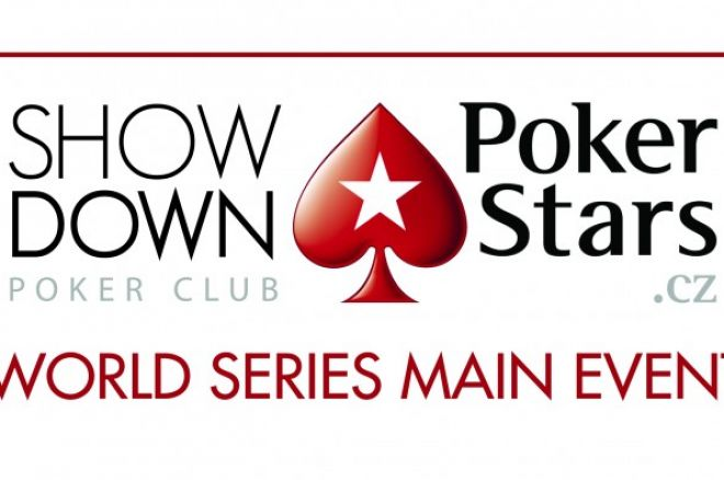 Zahrajte si strukturu WSOP Main Event s Showdownem a Pokerstars 0001