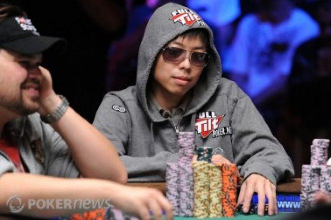 2010 WSOP lapkričio devintukas: Josephas Cheongas 0001