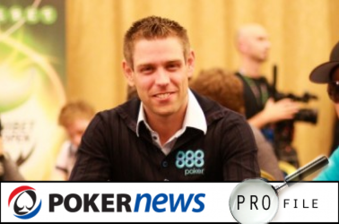 PokerNews PROfile - Jolmer Meelis