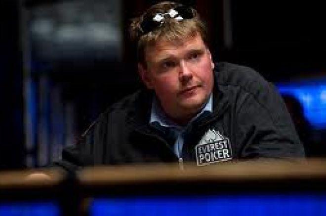 Intervju med Sigurd Eskeland om bla poker livet etter WSOP tittelen i sommeren 0001
