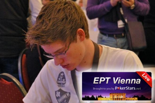 EPT Wenen: Wijermars en Janssen in de top tien, Negreanu aan kop na dag twee