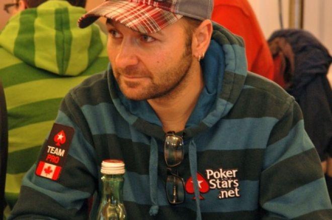 Daniel Negreanu leder EPT Wien inför dag 3