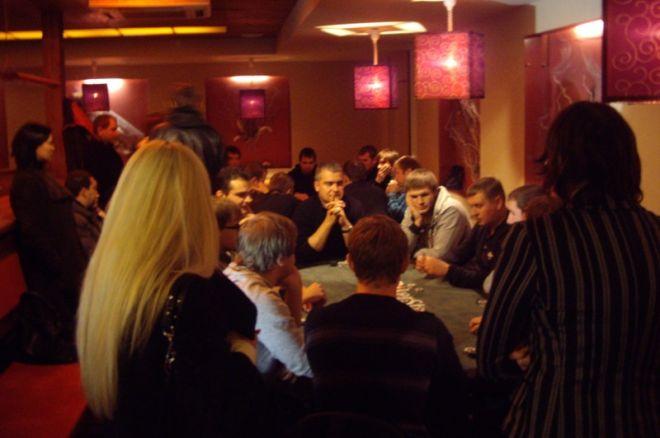 Atrankiniai sportinio pokerio turnyrai sulaukė didelio susidomėjimo 0001