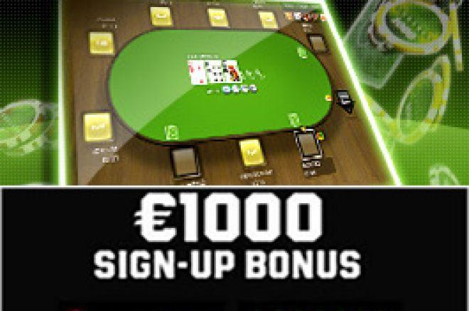 Състезание за €20,000 през ноември в Унибет Покер 0001