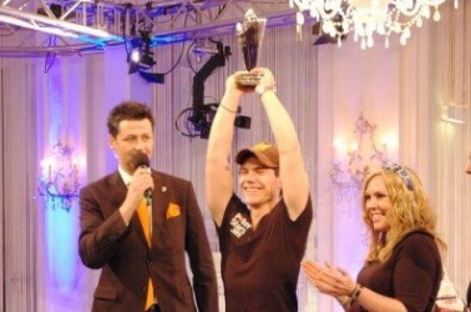 2010 EPT Vídeň, Den 5: Eiler porazil v heads-upu Hrubého a odnáší si tak cennou trofej 0001