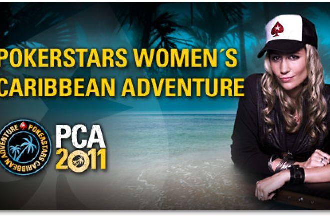 Дамски покер турнири PCA 2011 0001