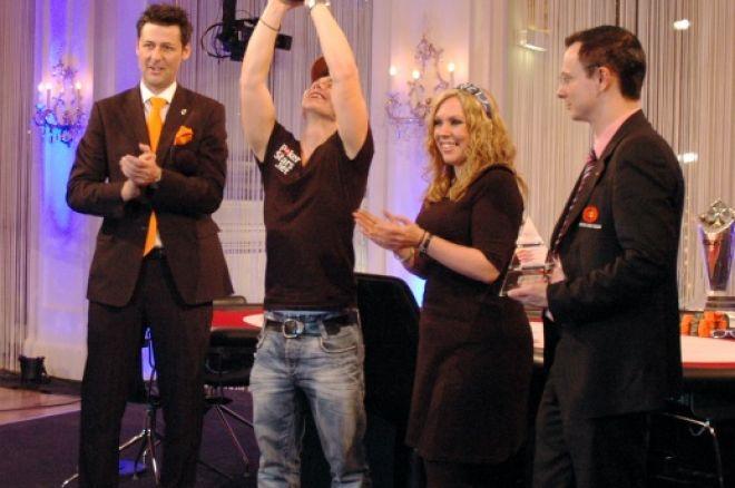 Michael Eiler vinner EPT Vienna 2010