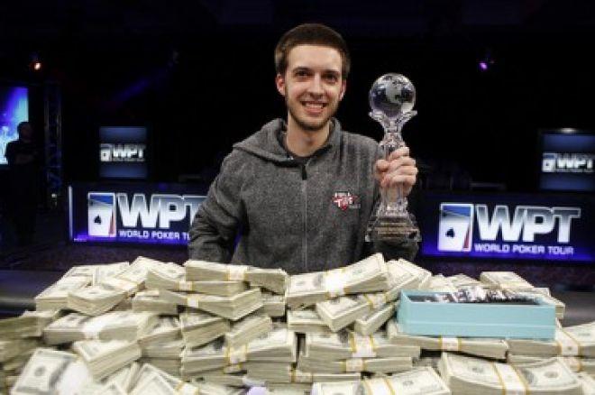 World Poker Tour Foxwoods короняса победител 0001
