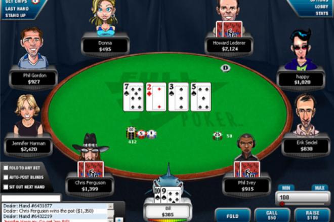 Нови игри и функции в обновения софтуер на Full Tilt Poker 0001