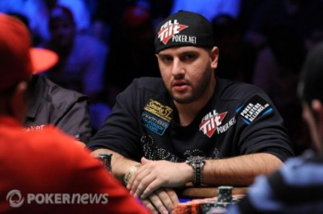 Ноябрьская девятка 2010 World Series of Poker: Майкл Мизрахи 0001