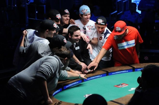 We're Live from the WSOP Final Table! 0001