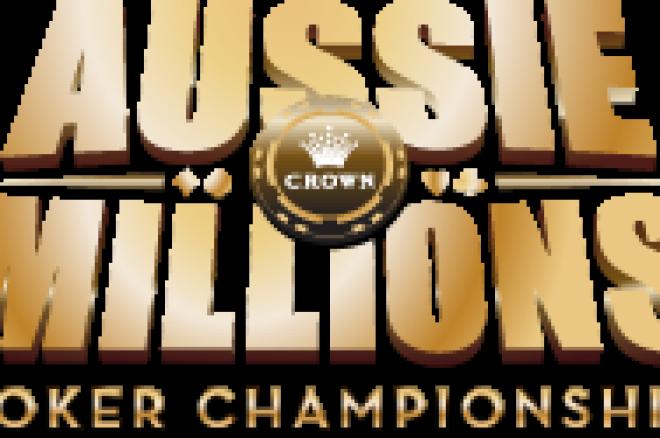 Aussie Millions pakke 2011 til en verdi av $14.000 hos Cake Poker 0001