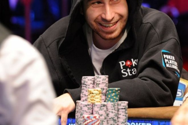 Jonathan Duhamel WSOP 2010 Main Event final
