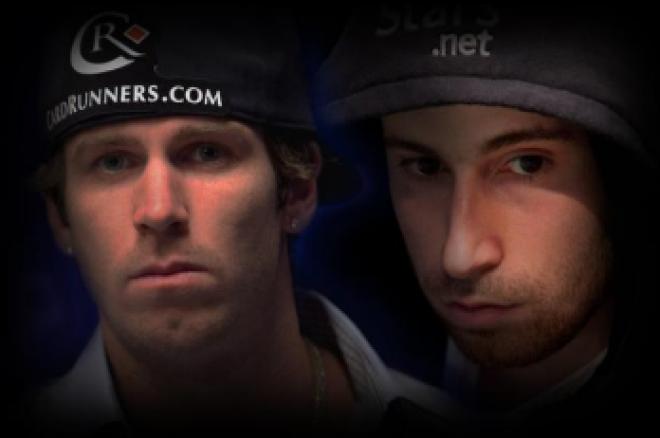 WSOP Main Event: The Grinder nr 5, Filippo Candio nr 4 og Joseph Cheong nr 2 0001