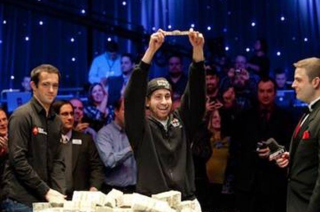 PokerStars spilleren Jonathan Duhamel ny verdensmester i poker 0001