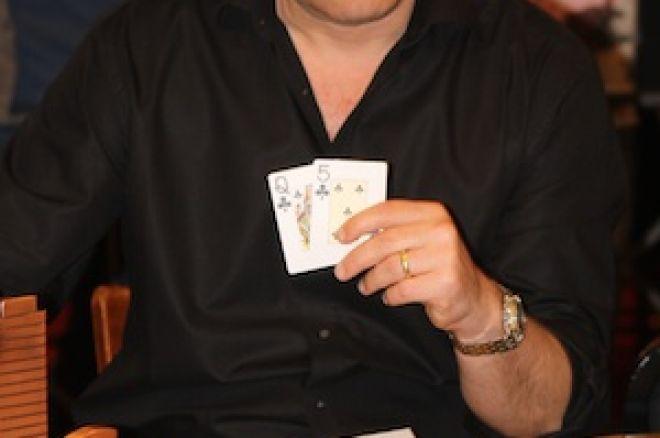 Ali Tekintamagac fast för fusk i Partouche Poker Tour