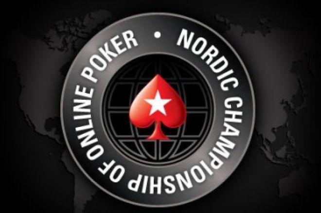 Neljä päivää jäljellä NCOOP turnauksessa PokerStarsilla 0001