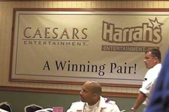 Harrah's Entertainment се преименува официално на Caesars... 0001
