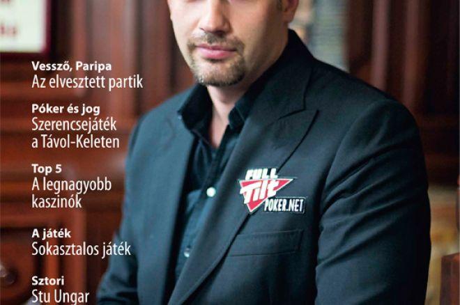 Megjelent a Póker Magazin 24. száma