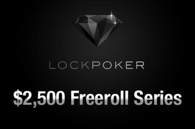 Ekskluzywny Freeroll z pulą $2,500 na Lock Poker - Masz czas aby się zakwalifikować 0001