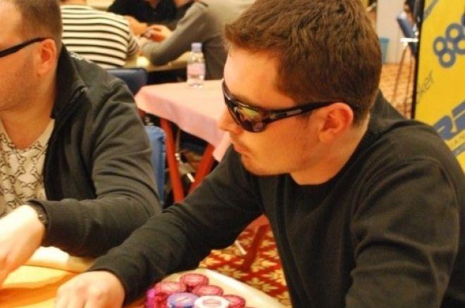 RPT Kyiv Main Event Dzień 3:Georghe Butuc Liderem ,13 pokerzystów nadal w grze 0001