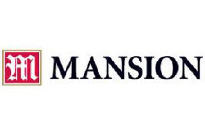 Mansion Poker Seria Freerolli z pulą $1.200 - Niskie Wymagania Kwalifikacyjne 0001