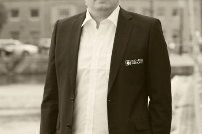 Peter Nordin bäste svensk Master Classics of Poker 2010