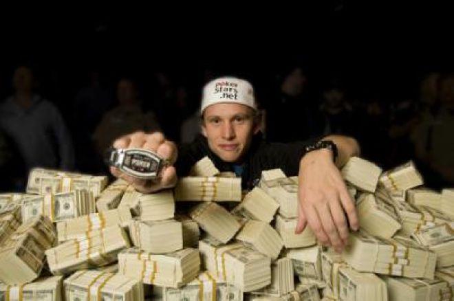 Уникално: Питър Ийстгейт продава своята WSOP златна... 0001