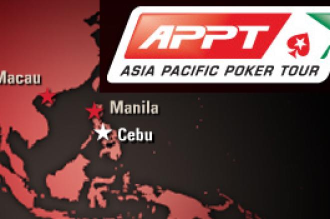 막바지로 향하고 있는 APPT Cebu 0001
