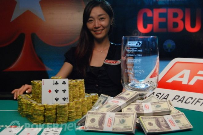 Young-Shin Im vinner PokerStars APPT Cebu