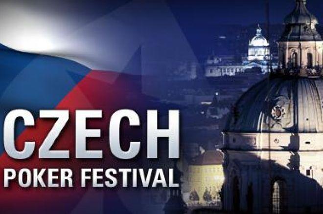 Zítra startuje Český Pokerový Festival 0001
