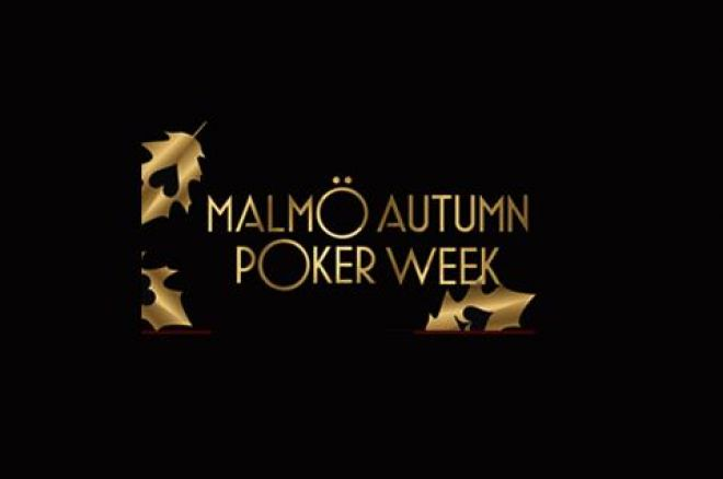 Malmö Autumn Poker Week 2010