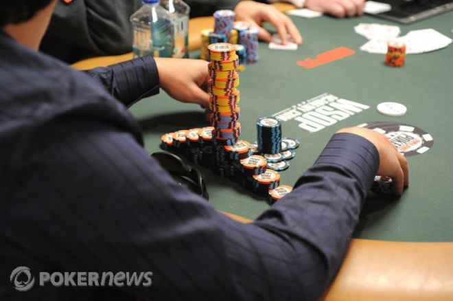 Estratégia Poker: Torneio Poker e a Beleza do Re-Raise All-In 0001