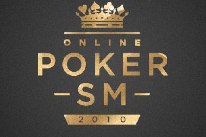 Poker-SM Online på Svenska Spel