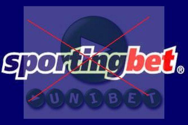 Sportingbet och Unibet samtal spricker