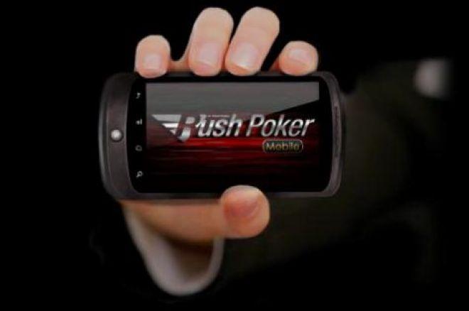 Zahrajte si Rush Poker na mobilu 0001