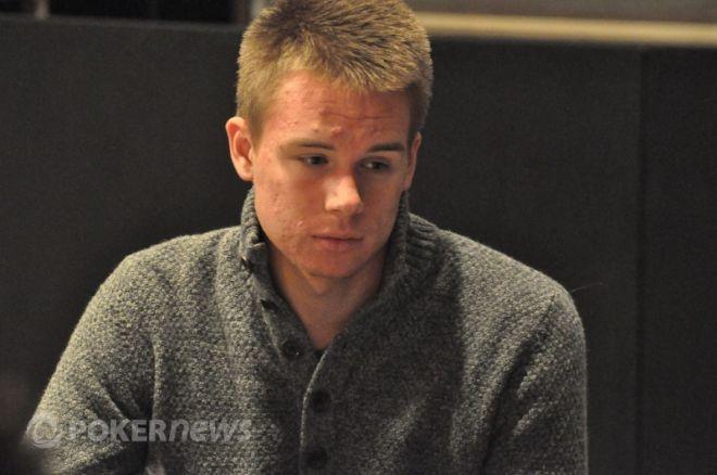 """Kristoffer """"sumpas"""" Thorsson PokerStars EPT Barcelona inför dag3"""