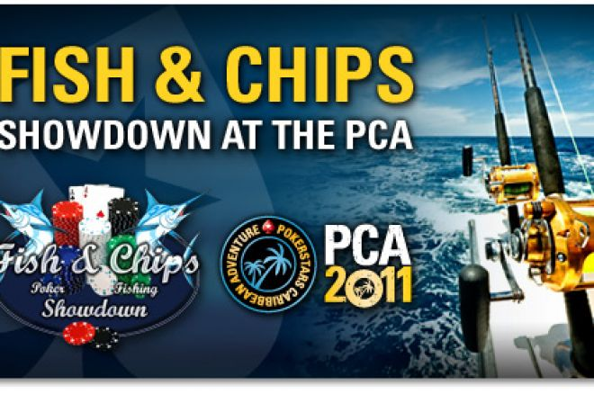 PokerStars Caribbean Adventure Fish and Chips Showdown